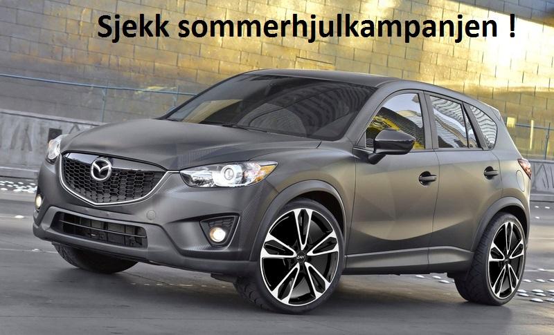 Nokian Hakkapeliitta R2 >> VINTERDEKK MED FELGER TIL MAZDA CX-5   Megahjul